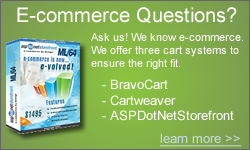 Ask the E-Commerce Experts